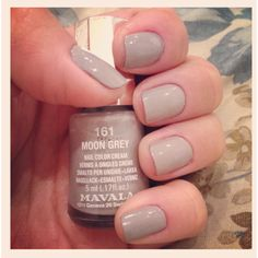 Mavala Moon Grey | #EssentialBeautySwatches | BeautyBay.com