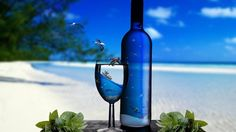 Glass Of Ocean