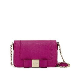 Not usually a fan of bows but this is super cute !!   Kate Spade primrose hill little kaelin