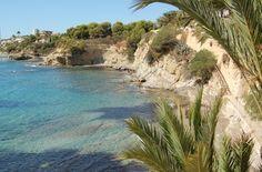 Carte #CostaBlanca - Aqui-Villas-Espagne Les meilleures locations de villas en #Espagne http://www.aqui-Villas.com