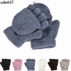 >> Click to Buy << Echo657 Girls Women Ladies Hand Wrist Warmer Winter Fingerless Gloves Mitten Oct 21 #Affiliate