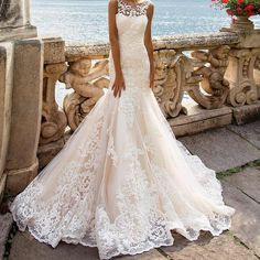 New Sleeveless Lace Mermaid Wedding dress White Ivory Bridal Wedding Gowns in Clothing, Shoes & Accessories, Wedding & Formal Occasion, Wedding Dresses Bridal Dresses 2015, Backless Mermaid Wedding Dresses, Western Wedding Dresses, Backless Wedding, White Wedding Dresses, Cheap Wedding Dress, Mermaid Dresses, Designer Wedding Dresses, Bridal Gowns
