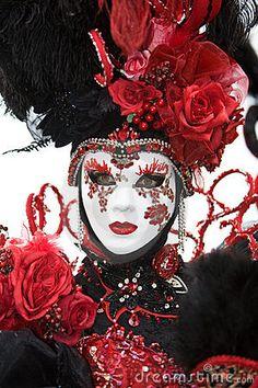 venice carnival costumes | Venice Carnival Costume Stock Photos - Image: 6745473
