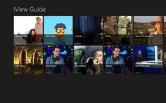 iView Guide // iView guide gives you a quick and simple way to see what is currently available on ABC iView. Complete with Recently Added, Last Chance and all genre categories for shows. The show details gives the title, description, play time, series and a launch in iView player link.
