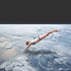 Swim Into the World