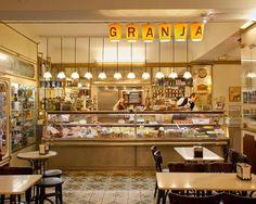 Granja Viader - número 4 de la calle Xuclá, BARCELONA
