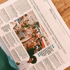 Got my mug in the paper again - this time @guardiantravel - Why I love ... #accra - available online also