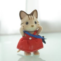 Epoch Calico Critters Triplets-chan of marshmallow mice Japan