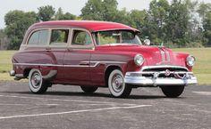 1953 Pontiac Chieftain Deluxe Station Wagon