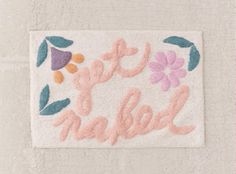 50 Cute Bath Mats That'll Freshen Up Your Bathroom and Make You Smile • Chandeliers and Champagne Cute Bath Mats, Best Bathroom Designs, Bathroom Ideas, Bath Panel, Floral Bath, White Shower, Roomspiration, Amazing Bathrooms, Make You Smile