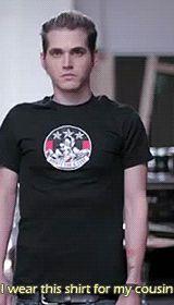 gerard way frank iero mikey way my chemical romance mcr megifs mcrgif Shirts For A Cure