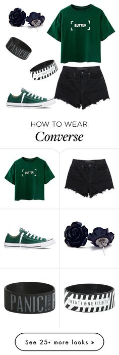 """Untitled #42"" by tankie323 on Polyvore featuring T By Alexander Wang and…"