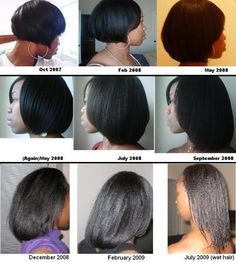 relaxed hair journey on pinterest hair journey healthy