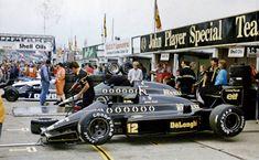 (Ayrton Senna's) Lotus - Renault Gordini (t/c) 1985 British Grand Prix, Silverstone Circuit Le Mans, F1 Lotus, Gp F1, Racing Car Design, British Grand Prix, Shell, Formula 1 Car, F1 Drivers, F1 Racing