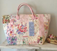 A vary girly bag!