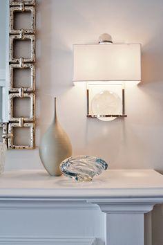 Bessborough Drive ‹ Timothy Johnson Design Love the light and the artwork.