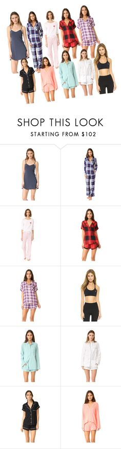 """casual dress collection sale"" by monica022 ❤ liked on Polyvore featuring Alessandra Mackenzie, Plush, Only Hearts, Lucas Hugh, Three J NYC, Eberjey and vintage"