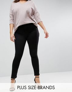 Buy Black New Look Plus Skinny jeans for woman at best price. Compare Jeans prices from online stores like Asos - Wossel Global