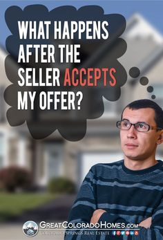 10 Step Home Buyer Checklist [Infographic]   What happens After The Seller Accepts My Offer? #realestate