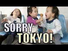We're Sorry Tokyo! - November 22, 2015 -  ItsJudysLife Vlogs