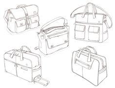 sketchbook - Josh Buller - Bag Designer