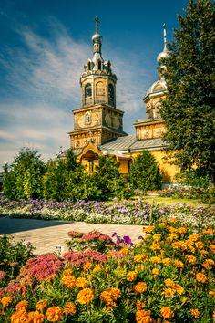 Tihvin Monastery, Russia
