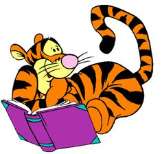 Teigetje vindt lezen leuk