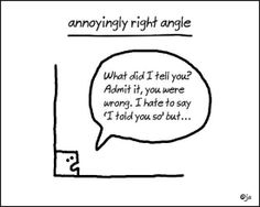 You heard of a right angle - but have you heard of...