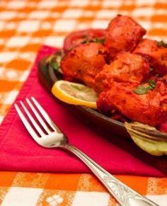 Le poulet tandoori, recette typique de la cuisine Indienne !