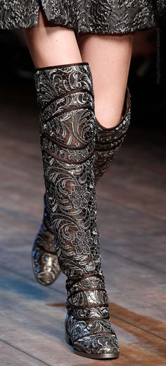 Fall 2014 Dolce & Gabbana *Visit board - best shoes, boots heels ♡ send me a message to be added*