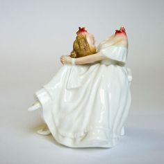 Creepy Porcelain Dolls by Jessica Harrison | Bored Panda