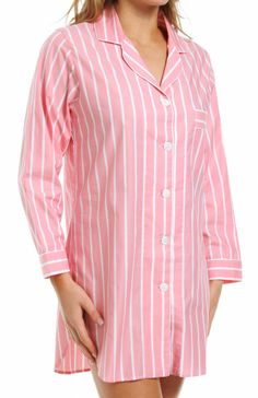937319141 P-Jamas Autumn Rose Sleepshirt 323009 - P-Jamas Sleepwear Autumn Rose