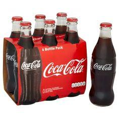 Coca-Cola Original Bottle at Ocado Mini Sala, Coca Cola Glass Bottles, Comida Disney, Bottle Manufacturers, Kitchen Jars, Chocolate Sweets, Refreshing Drinks, Pepsi, Junk Food