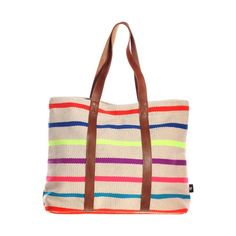 #stylish Canvas Leather Tote...