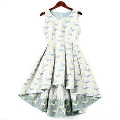 Trumpet Lace Dress