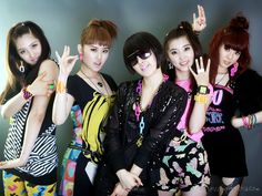 Dont miss 4Minute Casual Style HD Wallpaper HD Wallpaper. Get all of 4Minute Exclusive dekstop background collections.