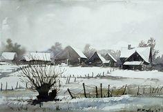 Rafal_Rudko_village - Rafal Rudko - Terra Incognita. Сайт Рэдрика