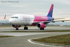 Airbus A320-232 - HA-LYQ - Wizz Air