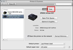 Mac systems support wireless scanning if you have an all-in-one printer. But figuring it out is tricky. Here's the scoop...