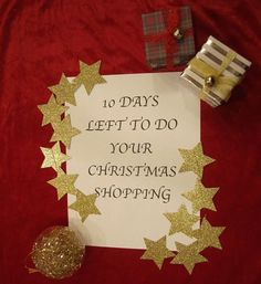 Ok we don't mean to worry you but there are only 10 more days of shopping left till Christmas! Please let us know if we can help in any way:) We have been putting gifts together for different people and are shipping them within the States. Of course we wrap everything and we can gift card them too! Just send us an email to get the ball rolling:) shop@118main.com