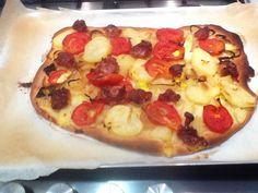 Maltese Pizza