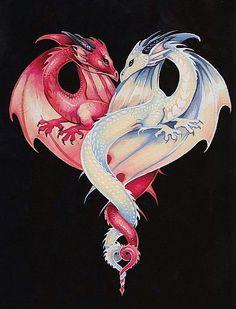 Art: Dragons Heart by Artist Nico Niemi