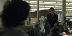Asics shoes worn by Sebastian Arcelus in HOISE OF CARDS: SEASON 2 (2013) #Asics Drama Tv Series, Asics Shoes, Season 2, Cards, Asics Running Shoes, Maps, Playing Cards