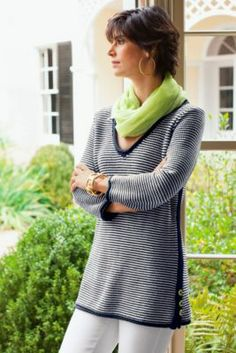 Marseille Sweater from Soft Surroundings