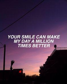 Zambetul tau imi poate face cu un milion de ori ziua mai buna Your Smile, Make Me Smile, Moody Quotes, 2am Thoughts, Romantic Texts, Hopes And Dreams, Sentences, Wise Words, Find Image