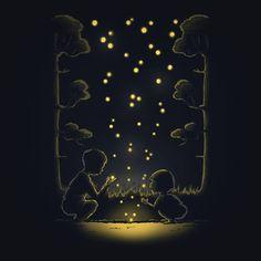 Fireflies - Valentina fabbr