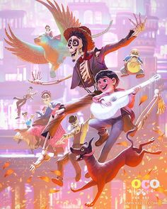 I saw Coco in Thursday. It was really good! Highly recommend it.