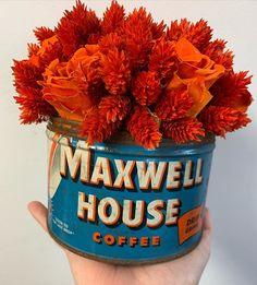 Parker's Petals | Jaime & Dara (@parkerspetals) • Instagram photos and videos Unique Flowers, Coffee Cans, Flower Vases, Photo And Video, Videos, Photos, Instagram, Food, Pictures