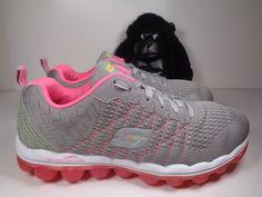 6ae9addd28cce8 Womens Skechers Skec-Knit Running Training shoes size 7 US 11862  Skechers   RunningCrossTraining