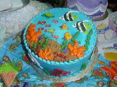 Fish Birthday Cake Ideas Best Party